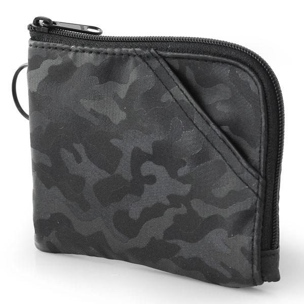 NOMADIC ノーマディック L-Zipper Wallet L字ファスナー ナイロン ウォレット 財布ブラック PA-14-BK