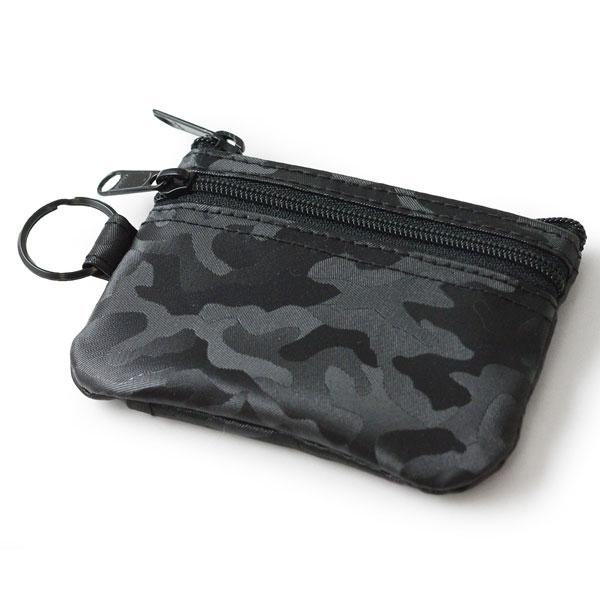 NOMADIC ノーマディック Compact Wallet コンパクト ナイロン ウォレット 財布 ブラック PA-15-BK