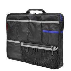 【全商品ポイント10倍 クーポン配布中】 MANHATTAN PASSAGE マンハッタンパッセージ バッグインバッグ PCインナーバッグ 15インチ ブラック #PC-1015