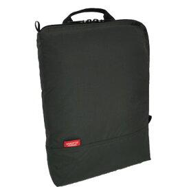 【全商品ポイント10倍 クーポン配布中】 MANHATTAN PASSAGE マンハッタンパッセージ 縦型 バッグインバッグ ポータブル インナーバッグ A4サイズ ディムグレー #IB-A4200-DG