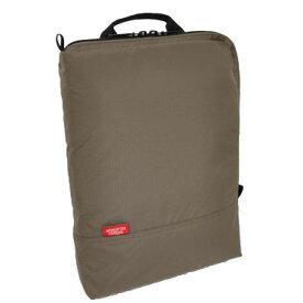 【全商品ポイント10倍 クーポン配布中】 MANHATTAN PASSAGE マンハッタンパッセージ 縦型 バッグインバッグ ポータブル インナーバッグ A4サイズ グレーオーク #IB-A4200-GO