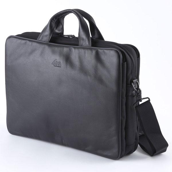 【ポイント10倍 クーポン配布中】 LuggageAOKI 青木鞄 GAZA LOAM ガザ 本革 A4サイズ ソフト ブリーフケース 6122-10