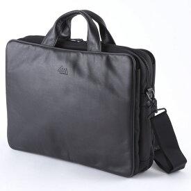 【全商品ポイント10倍】 LuggageAOKI 青木鞄 GAZA LOAM ガザ 本革 A4サイズ ソフト ブリーフケース 6122-10