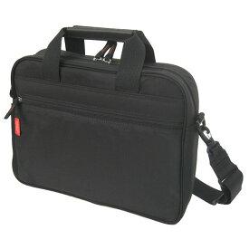 【全商品ポイント10倍 クーポン配布中】 MANHATTAN PASSAGE マンハッタンパッセージ Compact-Briefcase コンパクトブリーフケース 2way ビジネス ブリーフケース ショルダーバッグ ブラック #2170-BK
