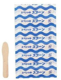 神堂 竹のたより 木製 アイスクリームスプーン袋入 Sサイズ 300本