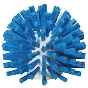 ヴァイカン 業務用 清掃用品 掃除道具 パーツ シリンダーブラシ 135mm No.7035 ブルー