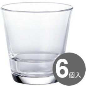 東洋佐々木ガラス スパッシュ 7 フリーグラス 口部強化ガラス 210cc P-52103H 6個入