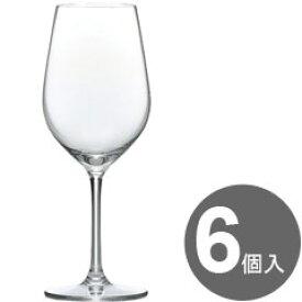 東洋佐々木ガラス グラス ディアマン ワイン 365cc RN-11236CS 6個入