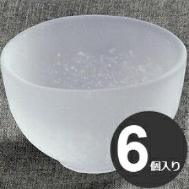 廣田硝子 ガラス食器 吹雪 煎茶 356 6個入り