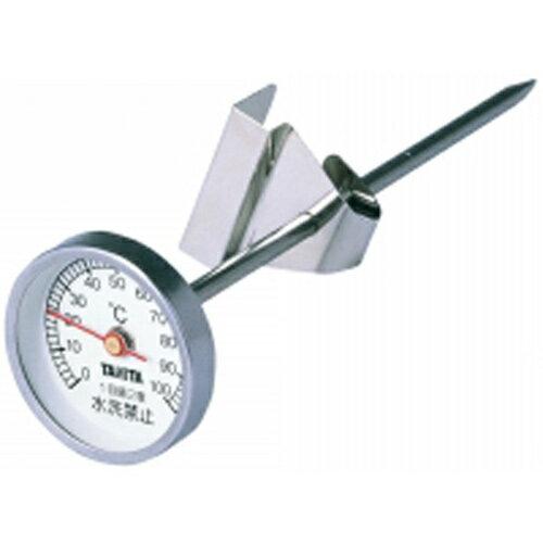 TANITA タニタ 料理用温度計 5496B シルバー
