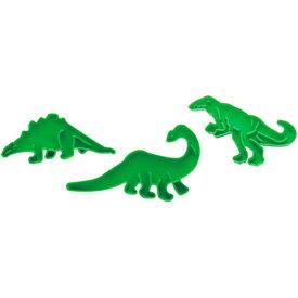 タイガークラウン 恐竜クッキー抜型3P No.1308