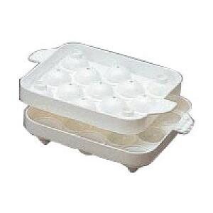 清水産業 PC まるまる氷 製氷皿 小 2P