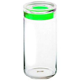 guzzini グッチーニ ガラスジャー(スパゲティジャー) 1900cc 285531 44 グリーン