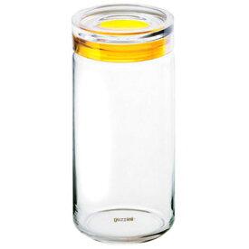 guzzini グッチーニ ガラスジャー(スパゲティジャー) 1900cc 285531 88 レモンイエロー