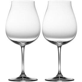 リーデル ワイングラス ヴィノム・エクストラ・ラージ ピノ・ノアール 6416/67 800cc 2個セット