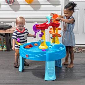 【即納品◎】ステップ2 STEP2 ウォーター テーブル 水遊び アーチウェイ ウォーターテーブル 室内玩具 屋外玩具 水遊びおもちゃ