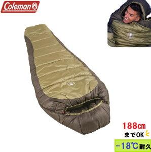【マラソン目玉品◎当日発送品◎ランキング入賞◎】Coleman sleeping bag Mummy Style コールマン 大人用寝袋 ノースリム マミー型 スリーピングバッグ アウトドア キャンプ コールマン寝袋 コ