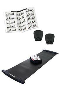 stan スライドボード スライディングボード 180cm 230cm 体幹 下半身 筋トレ スケート トレーニング (180cm)