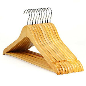 ハンガーラック ナチュラル 木製 衣類収納 キャスター付き 幅80 幅60 高さ171cm (幅44.5)