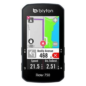 Bryton (ブライトン) Rider 750 ライダー750 GPSサイクルコンピューター サイコン (750E)
