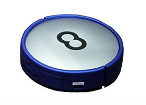 Xrobot ロボット型クリーナー INXNI(インクスニィ) ブルー X533-L