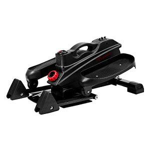 REEHUT ステッパー 静音 ツイスト ステッパー 負荷調整 静か 健康器具 ウォーキングマシン ステップ台 踏み台 運動 ダイエット フィットネス 有酸素運動 男女兼用