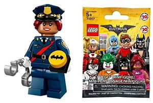 レゴ バットマン ザ・ムービー ミニフィギュアシリーズ バーバラ・ゴードン(未開封品)|THE LEGO Batman Movie Minifigures Series Barbara Gordon 【71017-6】