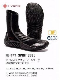 SURF 8 Boots スプリットコンペ ブーツ 遠赤放熱ジャージIFR 3mm