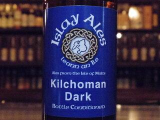 【イギリスビール】アイラエール キルホーマン ダークエール 5% ABV 500ml 1本 【02P19Mar14】【RCP】