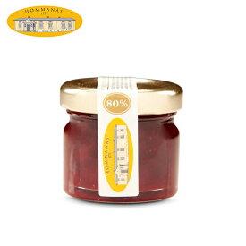 ホマノス・ゴルド リンゴンベリージャム ミニ35g( ベリー80%) フルーツジャム こけもも 瓶入り ヨーロッパ フィンランド 北欧 お土産 パンのお供