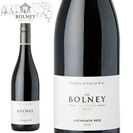 ボルニーエステート リッジゲート・レッド Bolney Estate Lychgate Red 2018(赤ワイン)750ml 瓶 イングリッシュワイン ギフト プレゼント 贈り物