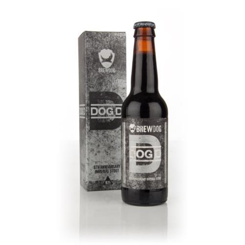 【スコットランドビール】 ブリュードッグ ドッグD 賞味期限 2025年5月27日