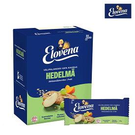エロヴェナ フルーツ 30g x 10枚 100%OATS Elovena ビスケット 自然食品 スーパーフード オーツ麦 グルテンフリー フィンランド お菓子 おやつ ヨーロッパ 北欧 お土産 夜食 小腹 栄養補給