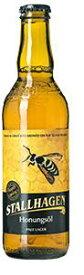 スタールハーゲン・ハニービール Stallhagen Honungsöl 330ml 4.7%(フィンランド・オーランド島)瓶 はちみつ お酒 ギフト プレゼント 贈り物 賞味期限:2021年10月7日