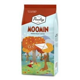 ムーミンミディアムコーヒー 200g フィンランド ミディアムコーヒー パウリグ 贈り物 ギフト お土産