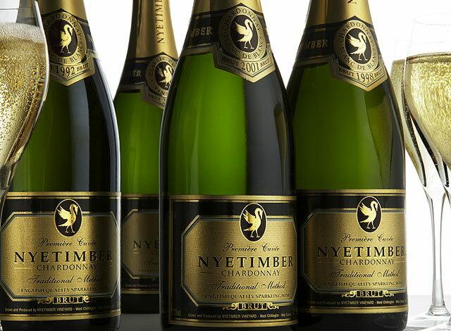ナイティンバー プルミエールキュベ ブラン・ド・ブラン 1998  (白・スパークリングワイン) 【ワイン12本まで同梱可能】【02P05Apr14M】【RCP】