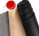 リメイクシート 合皮 補修シート 黒 ブラック 大判 1m×70cm 貼るレザー 合皮補修シート 補修テープ 革 ソファ フェイ…