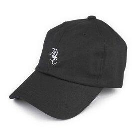 [ 送料無料 メール便 ]NYCキャップ 帽子 ビッグサイズ BIG 大きい キャップ CAP メンズ レディース nyc 刺繍 UV対策 お揃い リンクコーデ ペア ペアルック オシャレ おしゃれ 大人キャップ 春 夏 秋 冬 モカ mooca 楽天 セール