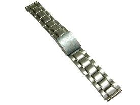 18mm  バンビ チタン時計バンド BTB1201N  ご希望で19、20mm 直カンをつけさせていただきます【送料無料 ネコポスにて発送】