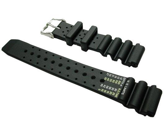 時計ベルト 20mm シチズン プロマスター ダイバーズウォッチ用ウレタンバンド PMA56-2791純正 正規品