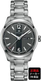 腕時計 ハミルトン HAMILTON ブロードウェイ デイデイト クオーツ H43311135 正規品【ショッピングローン24回無金利】