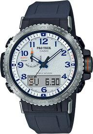 腕時計 カシオ プロトレック PROTREK クライマーライン PRW-50YAE-2JR ソーラ電波 気圧計 高度計 温度計 正規品