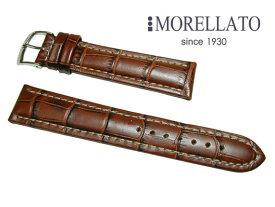 モレラート MORELLATO 時計バンド プラス  PLUS カーフ型押 ゴールドブラウン 02P10Jan15