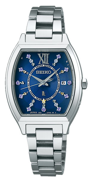 腕時計 セイコー LUKIA ルキア ソーラー電波時計 SSVW111 クリスマス限定モデル 3,300本 レディース 正規品