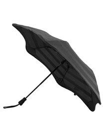 BLUNT(ブラント)【雨傘】 ブラント (BLUNT) XS_METRO Border 折りたたみ傘 【公式ムーンバット】 レディース メンズ ユニセックス UV 耐風傘 ジャンプ式 保証書付 グラスファイバー