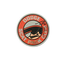 ノスタルジック デカール DODGE SCAT PACK CLUB