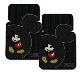 Vintage Mickey ラバー フロアーマット