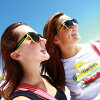 MOON-to-tone sunglasses
