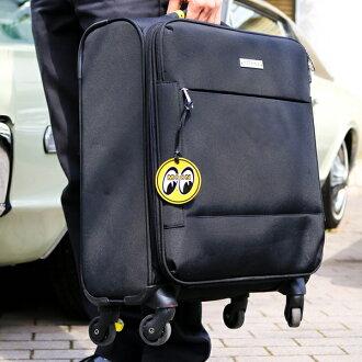 MOON luggage tag