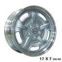 Speed Master Wheel 17×7 5H/4H<マググレー>